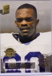 1994 Isaac Bruce Stadium Club Rookie Card