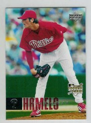 2006 Cole Hamels Upper Deck Rookie Card