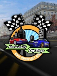 3D Snow Rally City Stage for Android