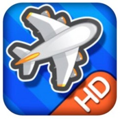 Flight Control HD for iPad