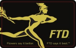 FTD eGift Card - $25