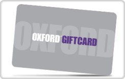 Oxford eGift Card - $25 AUD