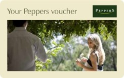 Peppers eGift Card - $100 AUD