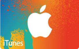 iTunes eGift Card - 25 GBP