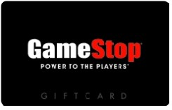 GameStop eGift Card - $25