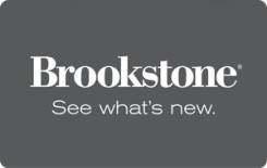 Brookstone $10 Gift Card