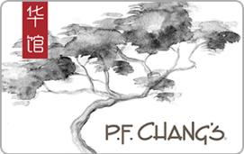P.F. Changs eGift Card - $25