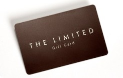 The Limited $15 Gift Card