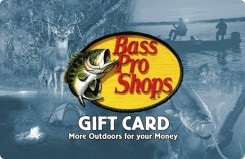 Bass Pro Shops eGift Card - $15
