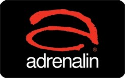 Adrenalin eGift Card - $50 AUD