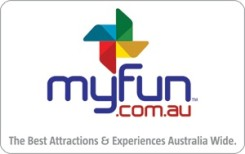 MyFun eGift Card - $50 AUD