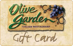 Olive Garden eGift Card - $10