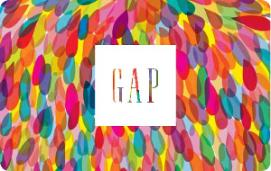 Gap $10 CAD Gift Card