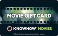 Knowhow Movies eGift Card - 20 GBP