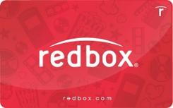 RedBox GiftCard $5 Gift Card