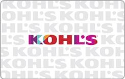 Kohl's eGift Card - $25
