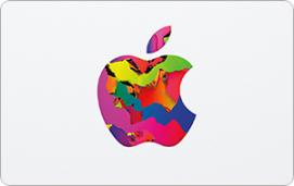 iTunes Code  $10 Gift Card