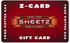 Sheetz eGift Card - $50
