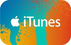 iTunes Code $10 CAD Gift Card
