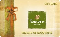 Panera Bread eGift Card - $10