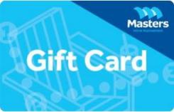Masters Home Improvement eGift Card - $100 AUD