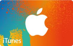 iTunes eGift Card - 10 EUR