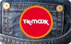 TKMaxx eGift Card - 25 GBP