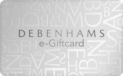 Debenhams eGift Card - 10 GBP