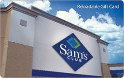 Sam's Club $10 Gift Card