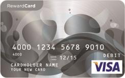 Visa® Reward Card - $20