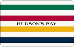 Hudson's Bay $50 CAD eGift Card