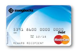 Virtual MasterCard® Reward $5