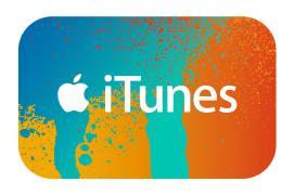 iTunes eGift Card - 5 EUR