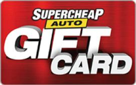 Supercheap Auto eGift Card - $50 AUD