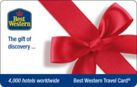 Best Western Online eGift Card - 20 EUR