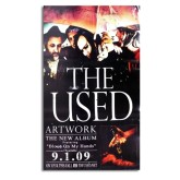 "The Used - Full Size ""Artwork"" Poster"