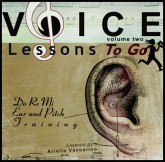 Voice Lessons To Go V.2 - Do Re Mi / Ear & Pitch