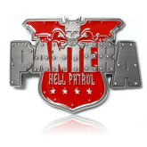 Pantera - Hell Patrol Belt Buckle
