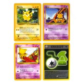 Pokemon - 4 Pack of Trading Cards