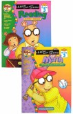 Learn Along With Arthur Activity Book