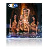 Chargers - 2010-11 Charger Girls Calender