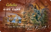 Cabela's eGift Card - $25