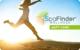 SpaFinder eGift Card - $25