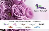 1-800-Flowers eGift Card - $50