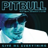 "Pitbull ""Give Me Everything"" (MP3 Single)"
