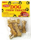 Dog Chew Treats 6 Pack