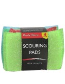 Multi Color Scrubbers 4 Pack