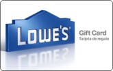 Lowe's eGift Card - $25
