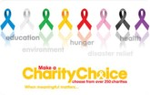 CharityChoice eGift Card - $5