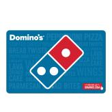 Domino's Pizza $25 Gift Card